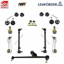 Mercedes W123 Suspension KIT 14 pcs Control Arm Drag Sway Bar Link Ball Joint