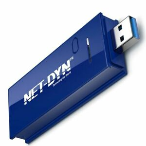 NET-DYN USB Wireless WiFi Adapter,AC1200 Dual Band, 5GHz and 2.4GHZ (867Mbps/...