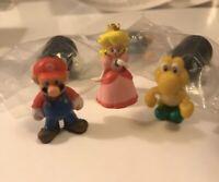 Super Mario Bros Micro 3D Land Figure World Mini Toy Galaxy JAKKS Nintendo Wii