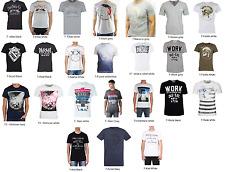 GENUINE Diesel Mens Crew Neck T-shirts | Various Styles Size S - 2XL BNWT