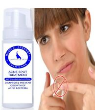 BEST Natural Acne Treatment Clear Skin Vitamin Cure Zits Scars Adult No Pills