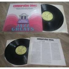 VARIOUS / Jimmy Yancey, Charlie Parker, Buck Clayton - Comparative Blues LP US