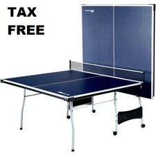 Ping Pong Table Tennis Folding Tournament Size Indoor Outdoor Sport Portable