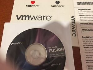 VMware Fusion for Mac