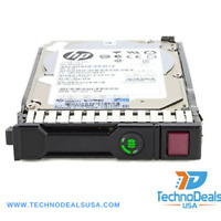 "HP 516814-b21 516832-001 517350-001 300GB 15K 3.5"" 6G DP HDD"