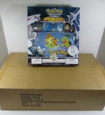 CASE OF (6) Pokemon Diamond and Pearl Sticker Extravaganza Boxes SEALED