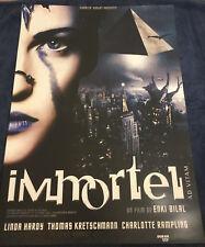 """Bilal: Affiche 5 """" Immortel"""" -  50x70cm - non signée -"""