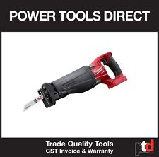 NEW MILWAUKEE 18V FUEL M18CSX-0 SABRE RECIPROCATING SAW BARE TOOL SKIN ONLY