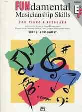 Alfred Publishing Co. 038081053493 Fundamental Musicianship Skills for Piano & K