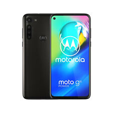 Smartphone Handy Motorola Moto G8 Power 4GB 64GB LTE Dual SIM Schwarz Android 10