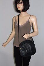 MEDICI Vintage TRUE VTG LEDER Tasche Schultertasche Leather Satchel BAG 80er 80s