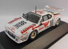 Quartzo 1/43 Scale - 3042 BMW M1 'GARAGE DU BAC' ALLIOT/GUERIN LM 1980
