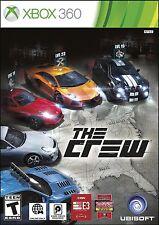 The Crew RE-SEALED Microsoft Xbox 360 GAME