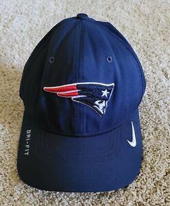 New England Patriots Pats Dri-Fit Nike Hat Cap Reversible F6 DDV One Size