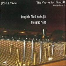 John Cage - Complete Short Works for Prepared Piano (2CD)