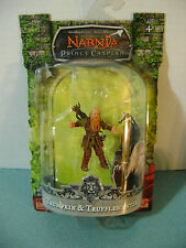 Narnia Prince Caspian Trumpkin & Trufflehunter Used Figure Set + Pkg