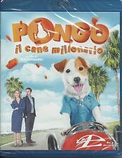 Pongo. Il cane milionario (2014) Blu Ray
