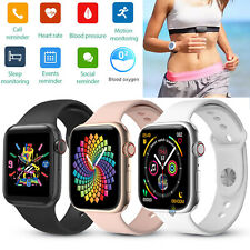 Sports Women Men Smart Watch Bracelet Heart Rate Blood Pressure Fitness Tracker