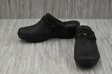 Clarks Collection Marion Coreen Comfort Clogs - Women's Size 11M, Black