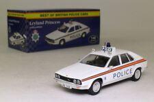 Rare 1/43 Leyland Princess Staffordshire Police Atlas Lusanne Switzerland