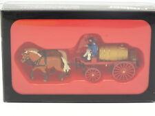 Preiser 1/87 HO - Transport d'eau des Pompiers 1900
