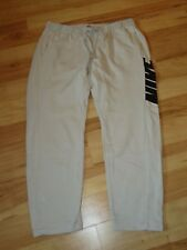 Nike Pants Trainingshose Sporthose Training Pant Hose lang XL Neu Beige