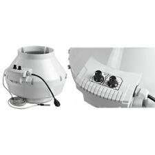 Estrattore Blauberg Max - 15Cm - 460M3/H Con Termostato Aspiratore Aria