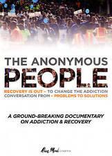 The Anonymous People (DVD, 2014) Brand New  *SEALED*  FAST FREE SHIPPING!