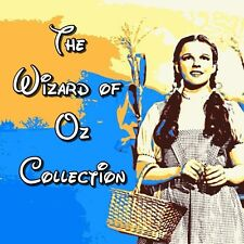 The Wizard of Oz Audio Book Collection 14 Books - MP3 DOWNLOAD