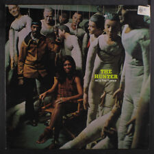 IKE & TINA TURNER: The Hunter LP (small toc, light razor marks on cover, cover