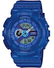 Casio Baby-G * BA110BC-2A Anadigi Gloss Bright Blue COD PayPal Ivanandsophia
