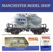 Piko 54731 HO 1:87 Zementsilowagen Ucs Cement Wagon VTG DB AG Era VI NEW BOXED