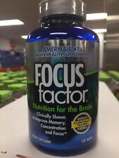 FOCUSfactor Dietary Supplement, 150 Tablets