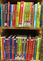 Lot of 5 Big Nate Paperback/Hardcover Books by Lincoln Pierce - Random Mix