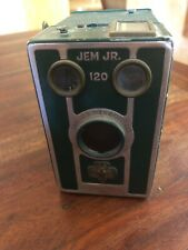 JEM    120 Jr Green GIRL SCOUT CAMERA