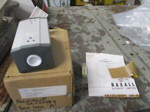 BAXALL CD6252 MONOCHROME CCD CAMERA
