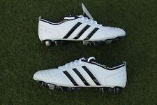 NEW ADIDAS ADIPURE II TRX FG Firm Ground FOOTBALL BOOTS WHITE UK SIZE 8 No mania