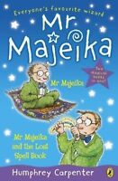 (Very Good)-Mr Majeika and Mr Majeika and the Lost Spell Book bind-up (Paperback