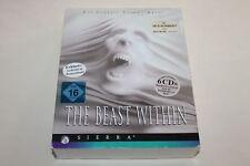 Gabriel Knight The Beast Within PC dos primera edición inglés completamente en OVP rar