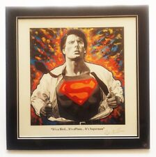 "Superman ~ ""Its a bird....its a Plane....Its Superman"" By Killian Art"