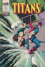 BD--TITANS N° 149--STAN LEE--SEMIC / JUIN 1991