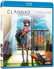 Clannad After Story . The Complete Season 2 . 25 Episodes Anime . 3 Blu-ray NEU