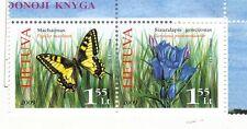 FARFALLE & FIORI - BUTTERFLIES & FLOWERS LITHUANIA 2009