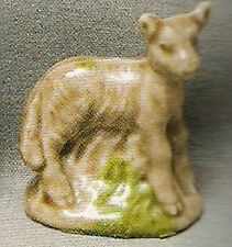 Wade Lamb, Whimsies Set 6, 1975 With Orginal Picture Box