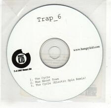 (GT992) Trap 6, The Cycle - 2007 DJ CD