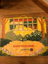 Vintage Mattel Skipper Dream Room!