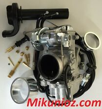 Mikuni Carburetor,TM40-6 Flatslide Pumper Total Kit Honda XR600 & Honda XR650