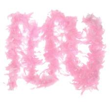 Fancy Dress Feather Boa Burlesque Showgirl Hen Night Festival Ornamental Scarf
