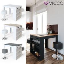 Bartisch Repose Stehtisch Loungetisch Tresentisch Tisch Küchentisch Regal Vicco
