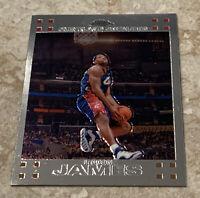 2008 TOPPS CHROME LEBRON JAMES #23 CLEVELAND CAVALIERS NBA CARD